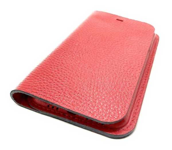 iPhone XS Max - Wallet Edition Case - Calfskin Leather