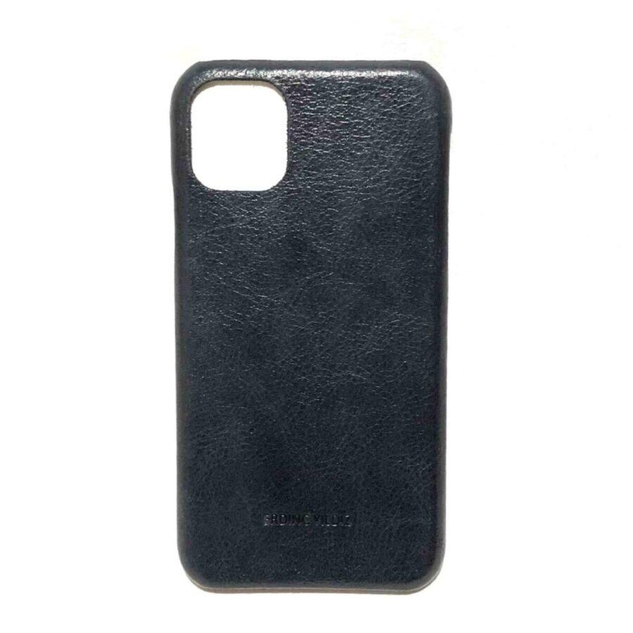 iPhone Leder Case